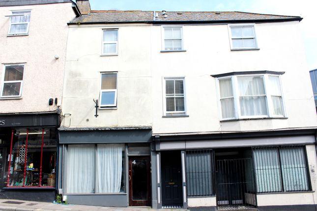 Thumbnail Flat to rent in New Bridge Street, Exeter