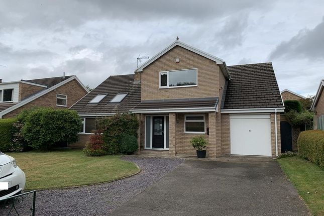Thumbnail Detached house for sale in Trem Y Nant, Coed Y Glyn, Wrexham
