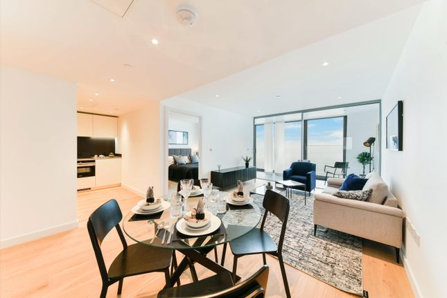 1 bed flat for sale in Westferry Road, Isle Of Dogs, London E14
