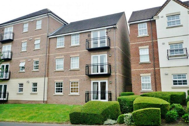 Thumbnail Flat to rent in Gillquart Way, Coventry