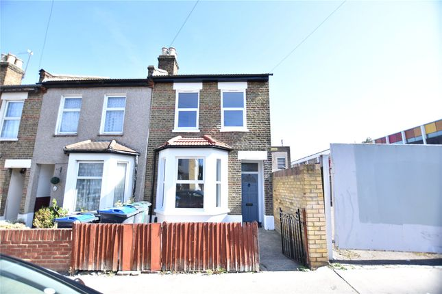 Thumbnail End terrace house to rent in Denmark Road, London
