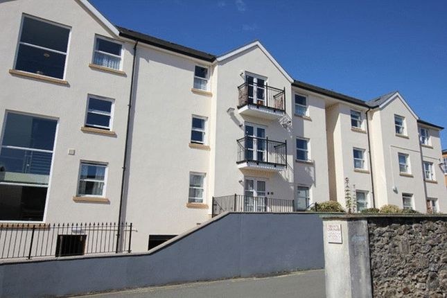 Thumbnail Flat for sale in Hafan Tywi, The Parade, Carmarthen