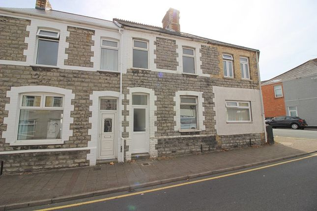 Thumbnail Terraced house for sale in Barry Road, Barry