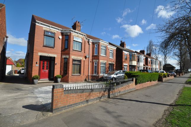 Thumbnail Semi-detached house for sale in James Reckitt Avenue, Hull