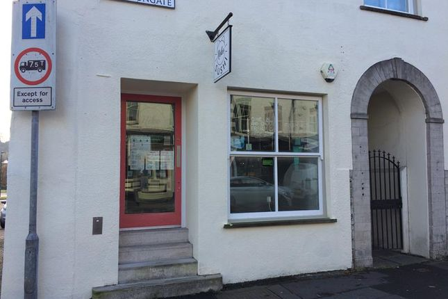 Thumbnail Office to let in 37 Stramongate, Stramongate, Kendal, Cumbria