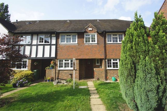 Thumbnail Terraced house for sale in Cottage Field Close, Sidcup, Kent