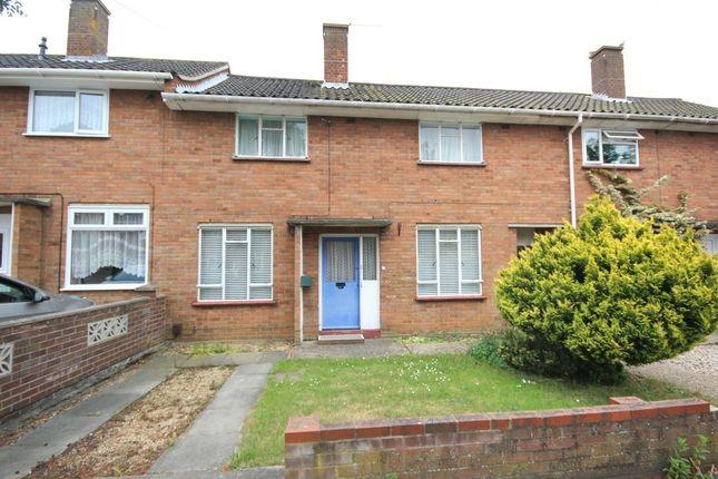 Thumbnail Terraced house for sale in Watling Road, Heartsease, Norwich