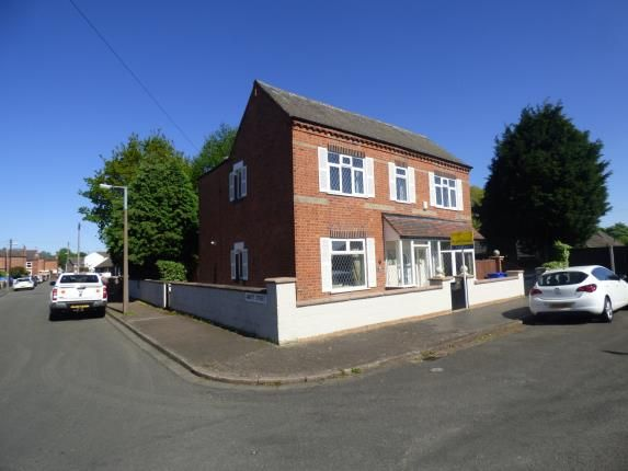 Thumbnail Detached house for sale in Charles Street, Long Eaton, Nottingham