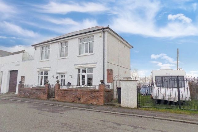 Thumbnail Detached house for sale in Bryndulais Avenue, Seven Sisters, Neath, Neath Port Talbot.