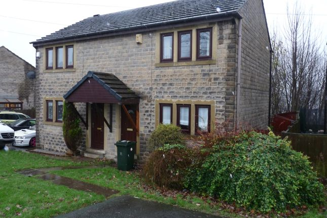 Thumbnail Semi-detached house to rent in Gloucester Road, Bingley