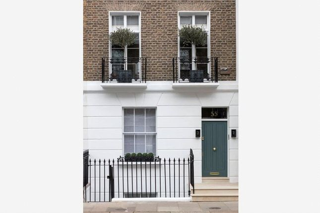 Thumbnail Terraced house for sale in Sydney Street, London