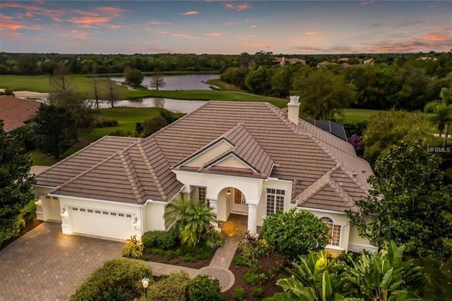 Thumbnail Property for sale in 13505 Blythefield Ter, Lakewood Ranch, Florida, 34202, United States Of America
