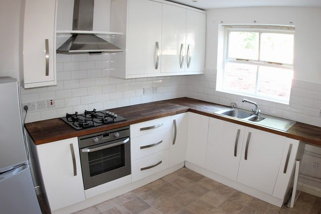 Thumbnail Semi-detached house to rent in Wharton Hall, Wharton Road, Winsford, Cheshire.