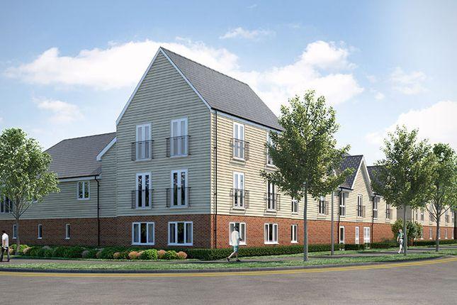 2 bedroom flat for sale in Off Essex Regiment Way, Chelmsford, Essex