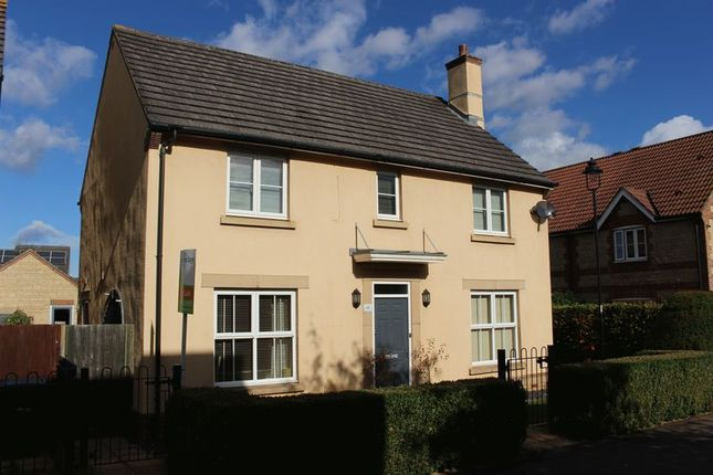 Thumbnail Detached house for sale in Bream Close, Calne