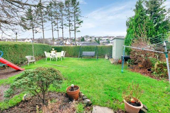 Rear Garden of Hamilton Road, Rutherglen, Glasgow, South Lanarkshire G73