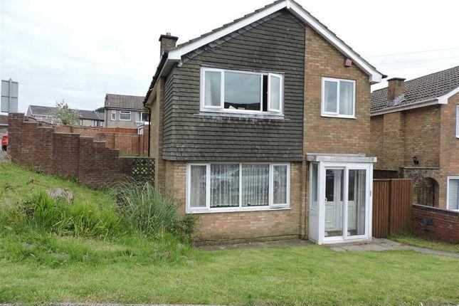 Thumbnail Detached house for sale in Rhodfa Fadog, Parc Gwernfadog, Cwmrhydyceirw
