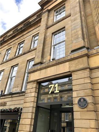 Thumbnail Office to let in Grey Street, Newcastle Upon Tyne, Tyne And Wear