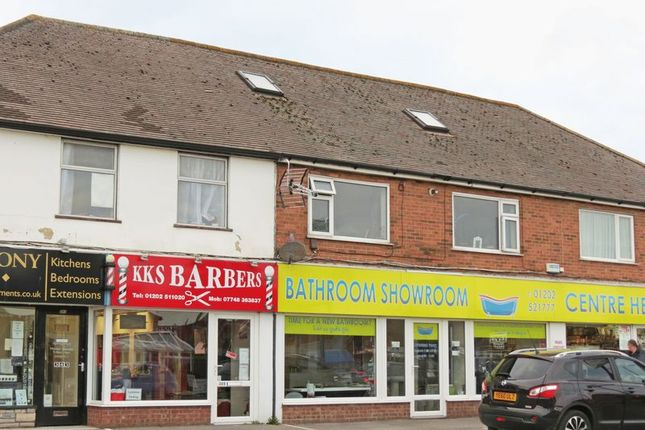 Thumbnail Flat for sale in Alder Road, Parkstone, Poole