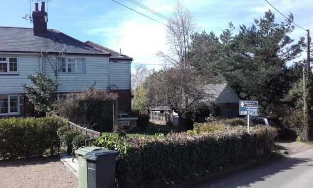 Thumbnail Semi-detached house for sale in Rosemary Cottages, Rosemary Lane, Flimwell, Wadhurst