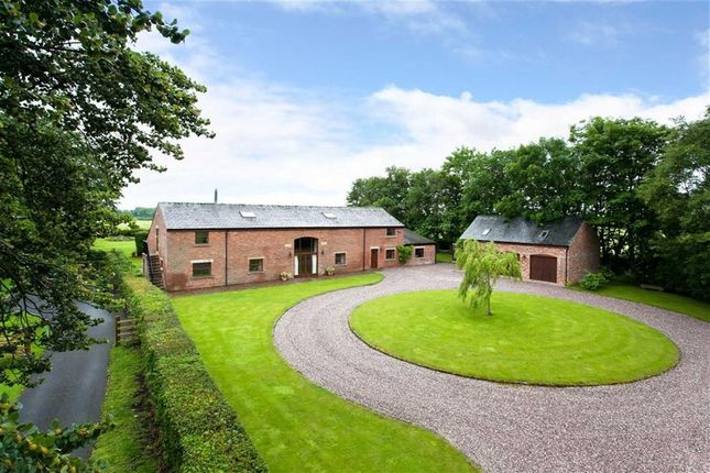Thumbnail Barn conversion for sale in Fir Trees Close, Much Hoole, Preston