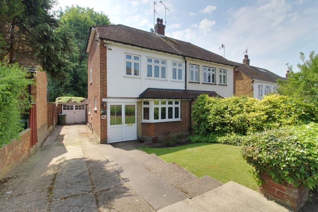 Thumbnail Semi-detached house for sale in Cornsland, Brentwood
