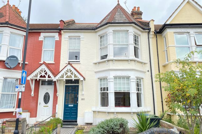 Thumbnail Terraced house for sale in Melbourne Avenue, Palmers Green