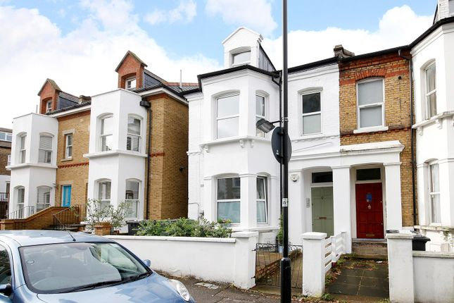 Thumbnail Flat for sale in Maley Avenue, London