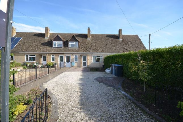 Thumbnail Terraced house to rent in Station Road, Brize Norton, Carterton