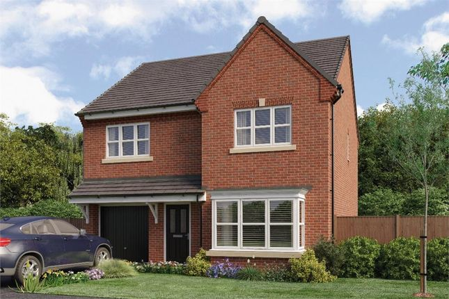 """Thumbnail Detached house for sale in """"Tressell"""" at Jack Lane, Moulton, Northwich"""