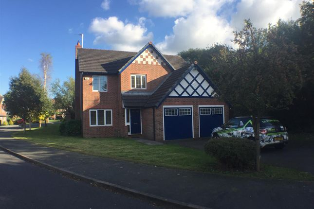 Thumbnail Property to rent in The Holkham, Vicars Cross, Chester