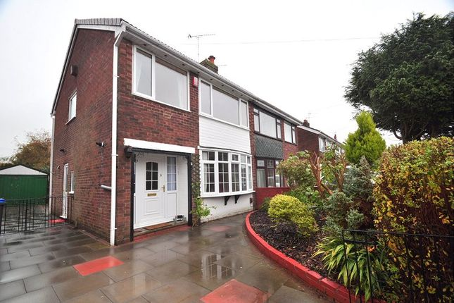Thumbnail Semi-detached house for sale in Milford Avenue, Werrington