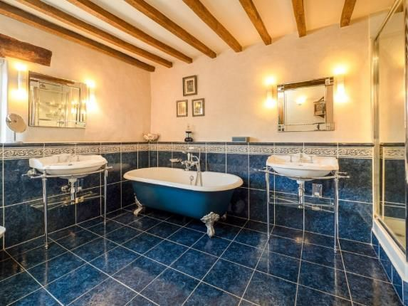 Bathroom of Wymeswold Road, Hoton, Loughborough, Leicestershire LE12