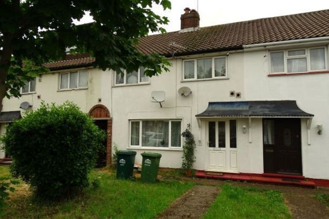 4 bed terraced house for sale in Ensign Way, Stanwell, Staines TW19