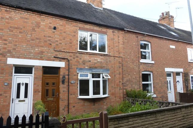 Thumbnail Terraced house to rent in Bank Close, Uttoxeter