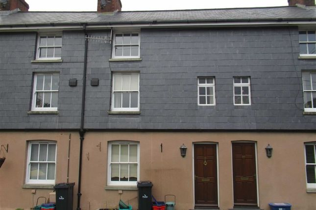 Thumbnail Terraced house to rent in 9, Smithfield Terrace, Llanidloes, Powys