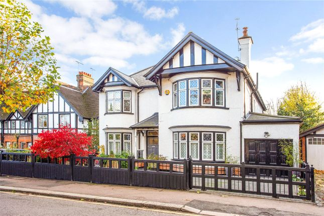 Thumbnail Detached house for sale in Monkhams Avenue, Woodford Green, Essex