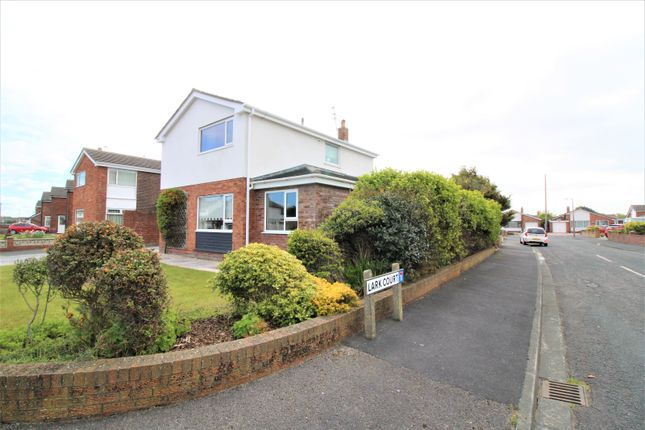 Thumbnail Detached house for sale in Larkholme Parade, Fleetwood