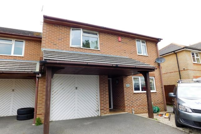 Thumbnail Semi-detached house to rent in Coles Gardens, Hamworthy, Poole