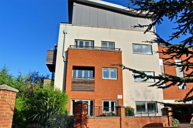 Thumbnail Flat for sale in Broad Street, Great Cambourne, Cambourne, Cambs