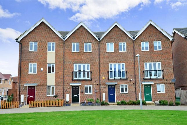3 bed town house for sale in Dahlia Walk, Minster On Sea, Sheerness, Kent