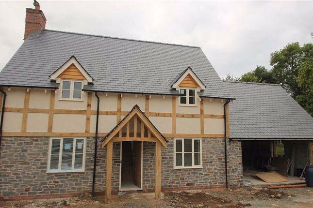 Thumbnail Detached house for sale in Park Street, Llanrhaeadr Ym Mochnant, Oswestry