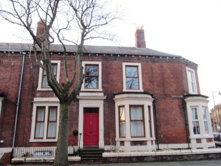 Thumbnail Flat to rent in Aglionby Street, Carlisle