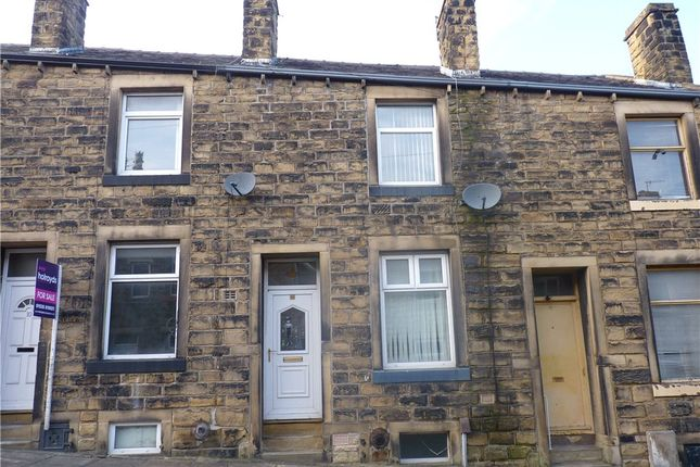 Exernal of Minnie Street, Keighley, West Yorkshire BD21