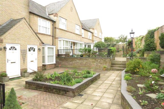 Thumbnail Terraced house for sale in St. Peters Court, Stamford