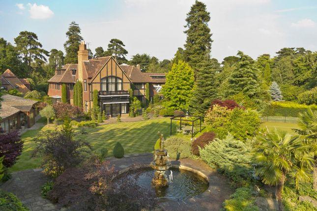 Pentlands Horseshoe Ridge St George S Hill Weybridge Surrey Kt13 6 Bedroom Property For Sale 50329663 Primelocation