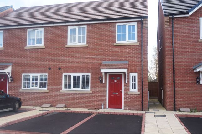 3 bed semi-detached house to rent in Castings Close, Walsall WS3