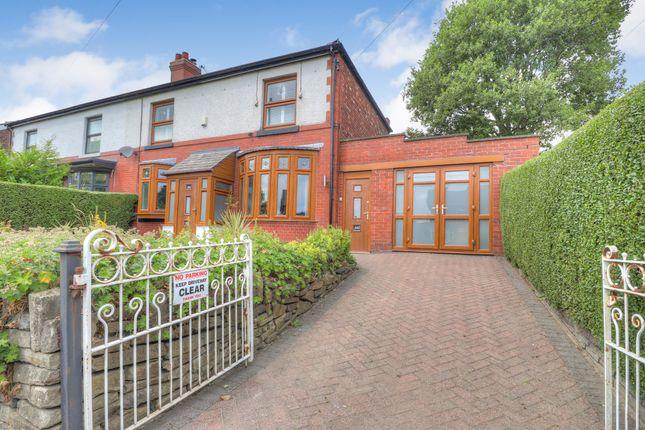 Thumbnail Semi-detached house for sale in Mottram Road, Hyde