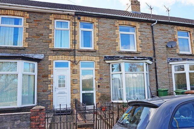 2 bed terraced house for sale in Brynavon Terrace, Hengoed CF82