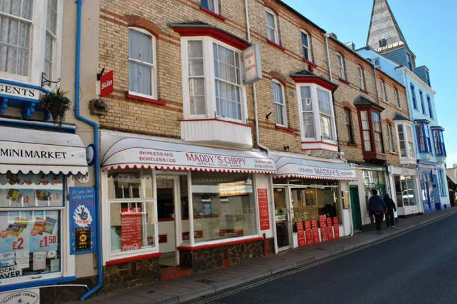 Thumbnail Restaurant/cafe for sale in 25/26 St. James Place, Ilfracombe, Devon